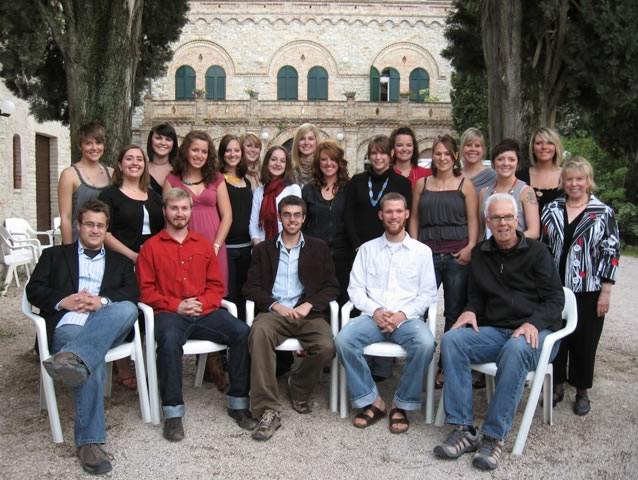 Past Programs: an Italian Campus for International Study Programs