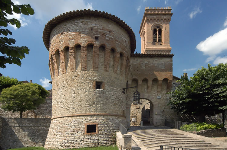 Villa Pieve Surrounding and Attractions in Umbria