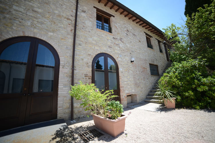 Accomodation in an Italian Campus for International Study Programs